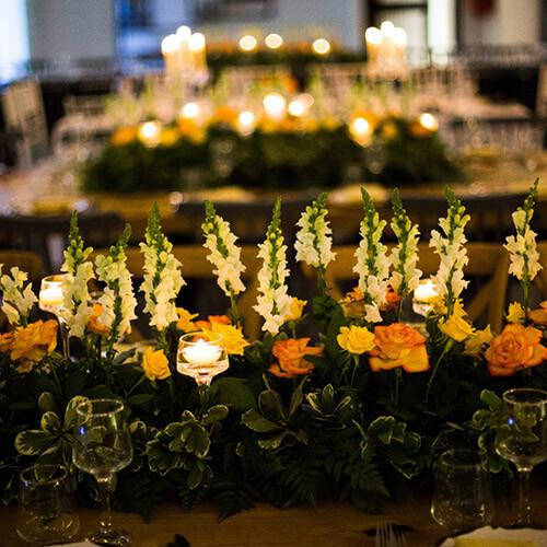 אמורה אירועים פרחים