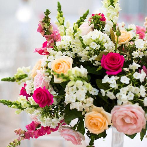 פרחים לאירועים בפתח תקווה