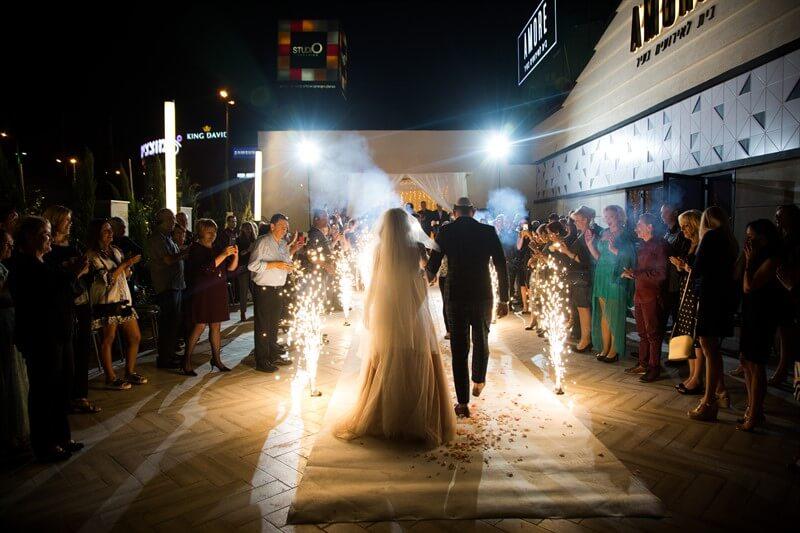 אמורה - חתונות בחורף